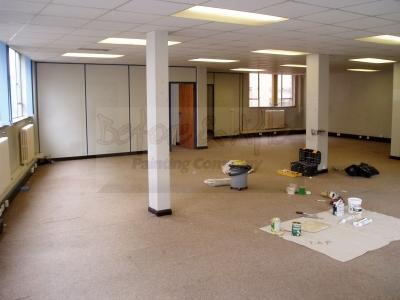Maidstone Office Refurbishment - Before