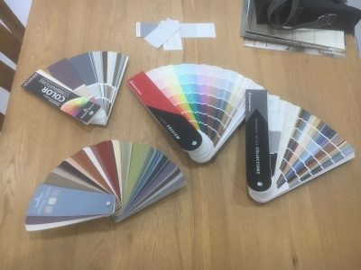Benjamin Moore Colour Fan Deck