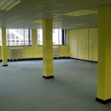 Office refurbishment in Maidstone, Kent. Cornwallis House office block.