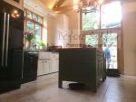 Hand Painted Kitchen in Offham, Kent