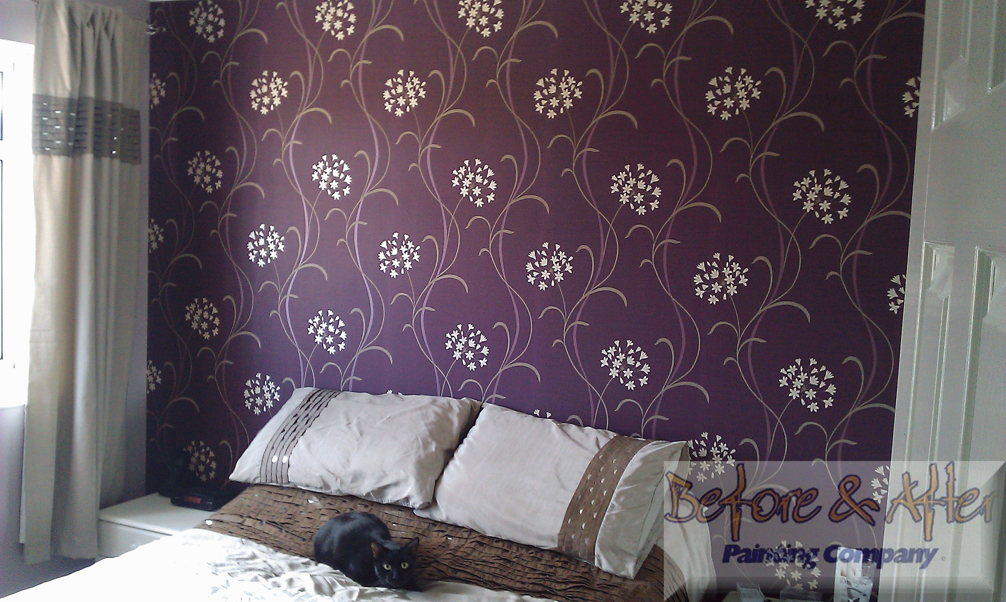 Arthouse wallpaper - Mia Mulberry