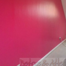 Feature Wall - RAL4010