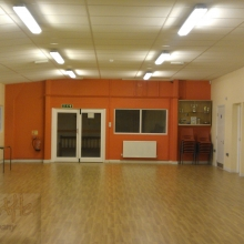 Function Hall feature wall in Kent
