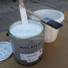 One of the best UK paint manufacturers around - Mylands of London