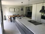 Amazing Kitchen and Snug repaint in Borough Green.